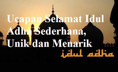 Perintah Puasa, Mengenal Idul Fitri dan Ucapan Selamat Idul Adha