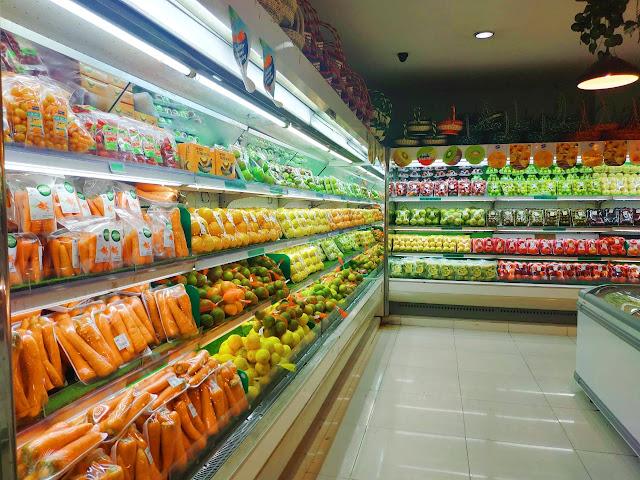 toko buah di jakarta