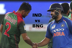 Where I can watch india vs bangladesh live match online