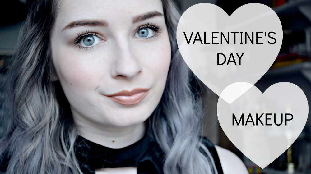 Simple Valentine's Day Makeup Tutorial Video