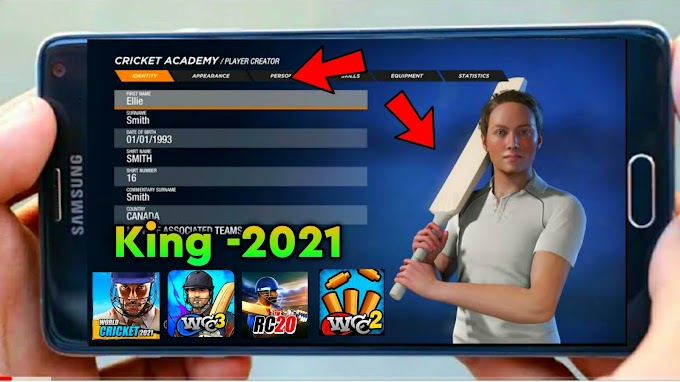 A Brand New Cricket Game With T20 League & High Graphics