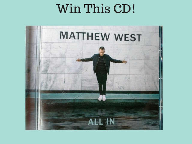 Win ALL IN CD by Matthew West