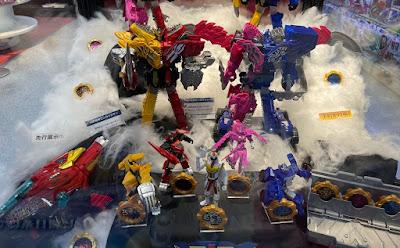 Kikai Sentai Zenkaiger Toys