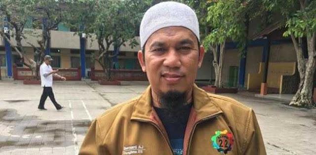 Sekjen PA 212 Jadi Tersangka Ke-12 Dalam Kasus Dugaan Penganiayaan Buzzer Jokowi