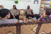 Kapolres Serang Dampingi Wakapolda Banten Kunjungi SDN Majalaya dan SMPN 2 Tunjung Teja