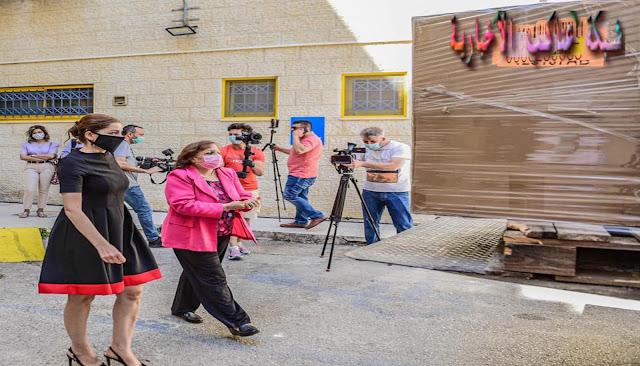 التعاون  تسلم وزارة الصحة أجهزة تنفس اصطناعي بدعم من الجالية الفلسطينية في تشيلي لمواجهة جائحة كورونا