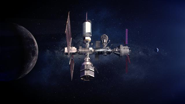 Estação Lunar de gateway