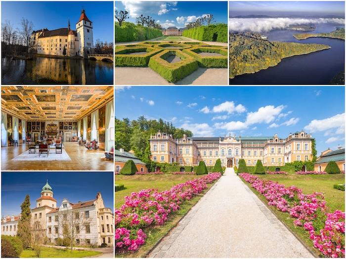 Czechy, Podróże, Czechy zamki, Czechy pałace, co zobaczyć w Czechach,