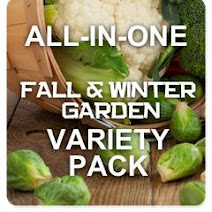 All-in-1 Fall/Winter Garden Variety Pack
