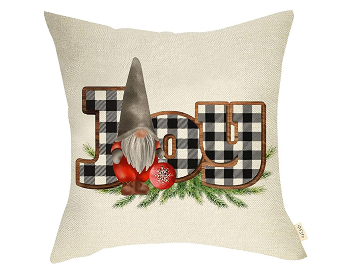 Christmas Gnome Pillow