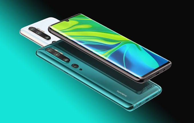 Xiaomi Mi Note 10 Pro | شاومى نوت 10 برو