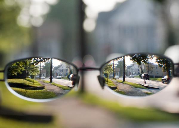 Myopia eyeglasses