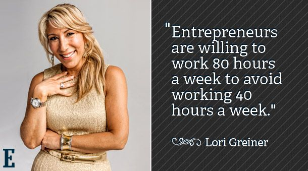 Lori Greiner Shark Tank Business Quotes Michael Schiemer Entrepreneur