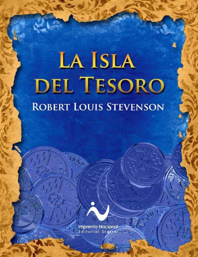 La isla del tesoro – Robert Louis Stevenson [Imprenta Nacional]