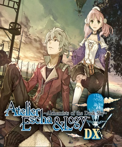โหลดเกมส์ Atelier Escha & Logy: Alchemists of the Dusk Sky DX