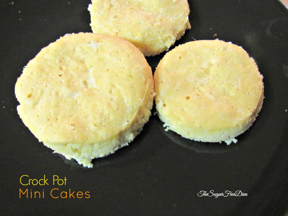 crock pot cake