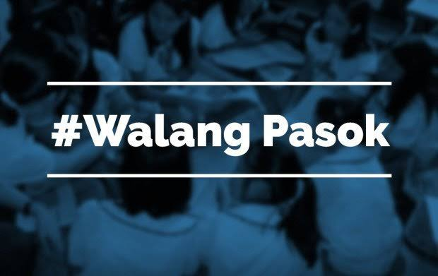 #WalangPasok: Class cancellations for Wednesday, September 8, 2021 due to Jolina