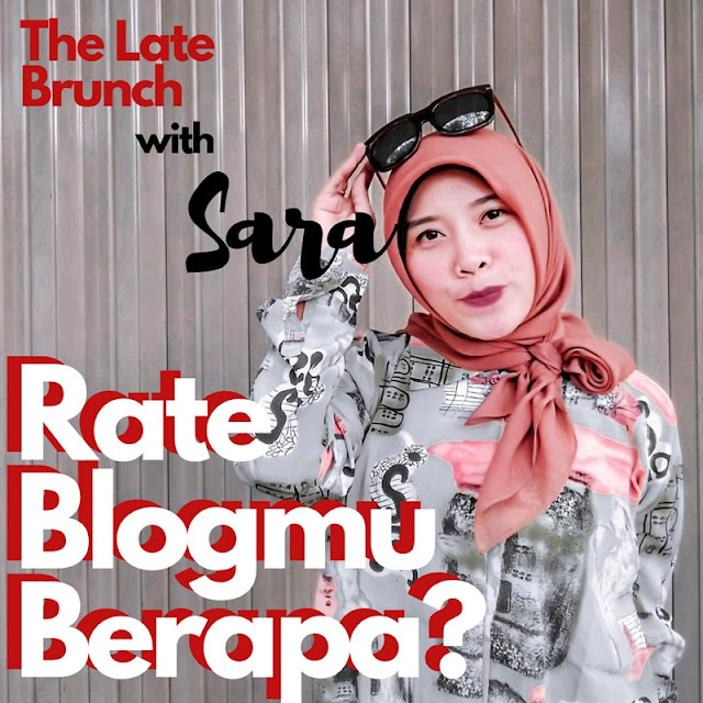 SARA NEYRHIZA PODCASTER INDONESIA