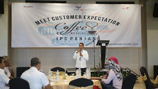 IPC Panjang Siap Launching Digital Port