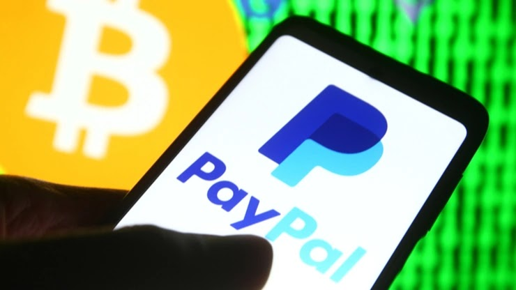 PayPal и Crypto Checkout