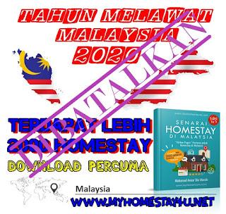 Tahun Melawat Malaysia 2020 yang dijangka dapat meningkatkan ekonomi negara juga terpaksa dibatalkan disebabkan COVID-19