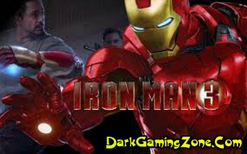 Iron Man 3 Game - Free Download Full Version For PC