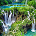 Plitvice Lakes National Park amazing what she has seen!