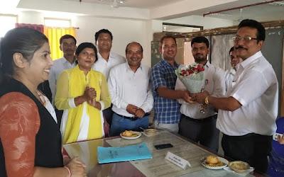 Govt Advocates Celebrated 32 Years Of Service Madhya Pradesh