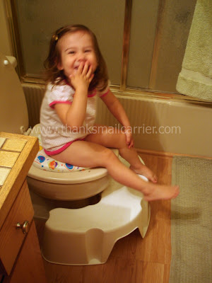 potty training how to
