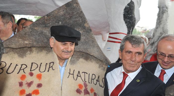 Basbakan Binali Yildirim Burdur KHK