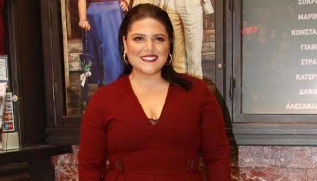 Δανάη Μπάρκα: Η νέα παρουσιάστρια στην πρωινή ψυχαγωγική εκπομπή του Mega