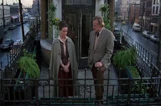 Dunia Sinema The Changeling 1980 Russell dan Calire Berada di Rooftop