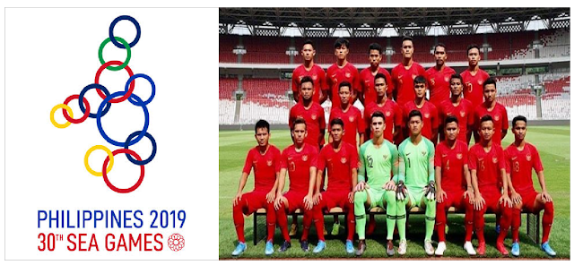 Link Streaming dan Jadwal Timnas Indonesia U22 SEA Games 2019