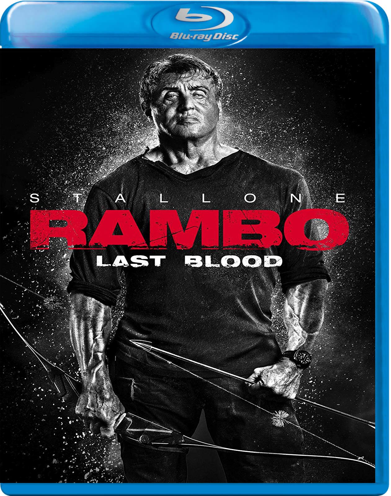 Rambo: Last Blood [2019] [BD25] [Latino]