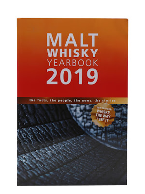 Malt Whisky Yearbook 2019 - Ingvar Ronde