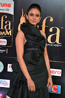 Rakul Preet Singh Sizzles in a Sleeveless Dress at IIFA Utsavam Awards 2017  Day 2  Exclusive 17.JPG