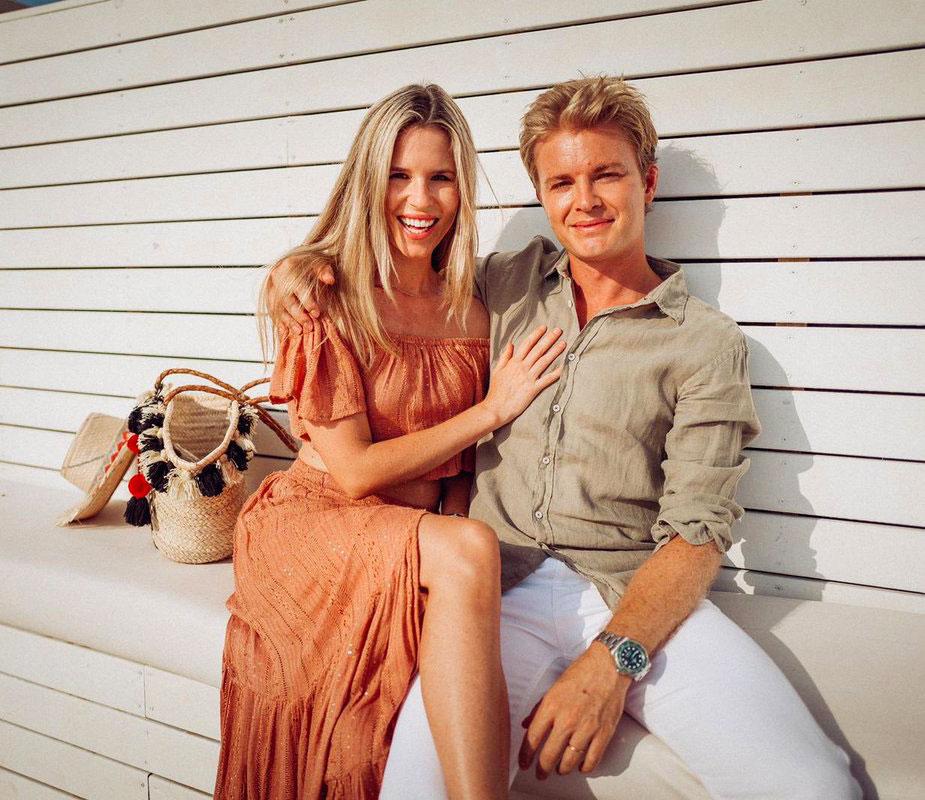 Nico Rosberg Geschwister