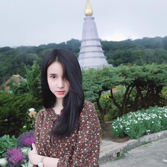 Sosok Rinrada Thurapan, Pria Paling Cantik di Thailand