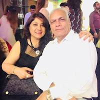 surbhi chandna father and mother