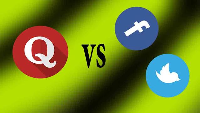 هل تعتقد أن Quora سيصبح منصة شعبية مثل Facebook و Twitter