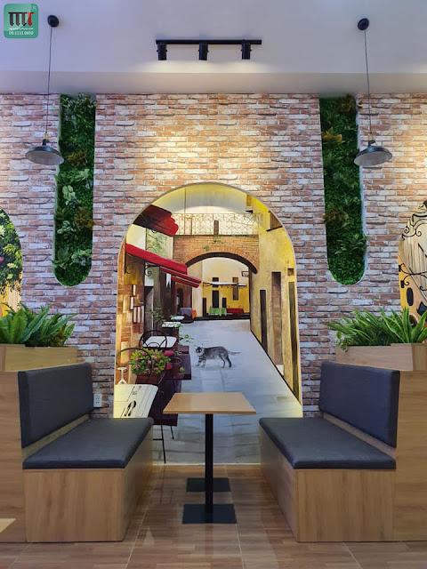 Những mẫu quán cafe siêu đẹp
