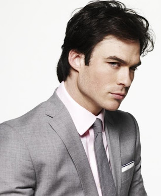 Ian Somerhalder 50 Shades of Grey