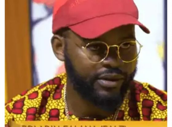 Falz says - The reason I intentionally Used girls with Hijab in my video this is Nigeria