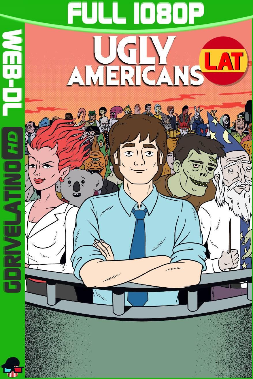 Ugly Americans (2010) Temporada 01-02 WEB-DL 1080p Latino-Ingles MKV