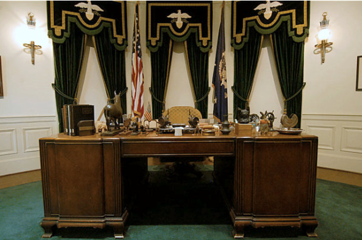 Classic with a Twist: The Oval Office : From Year to Year