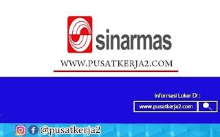Lowongan Kerja Medan PT Sinarmas Group Oktober 2020