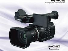 Spsifikasi Umum Yang Ada Di Kamera Panasonic AG HVX200