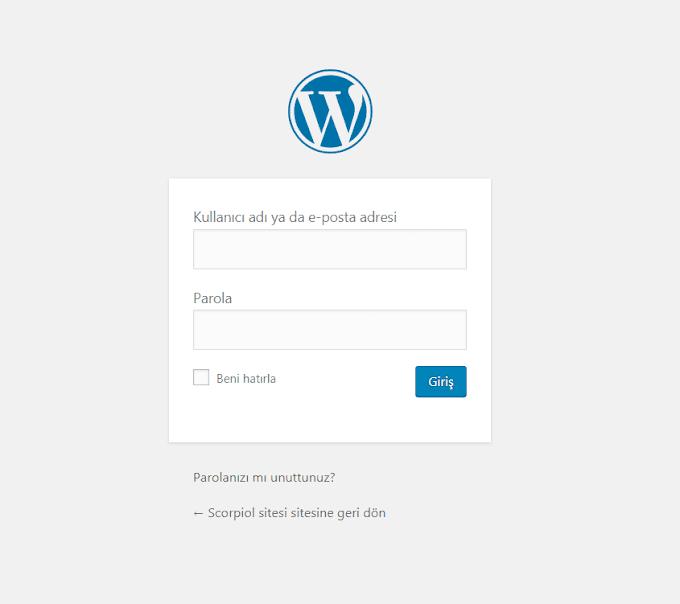 WordPress Admin Şifresi Değiştirme (3 Yöntem)