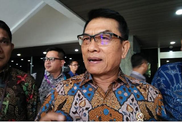 Alasan Buzzer Dibubarkan, Moeldoko: Saat Ini Rugikan Jokowi