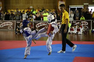 Bintang-Bintang Muda Taekwondo Berentap Rebut Emas & Takhta  Di Kejohanan Taekwondo Remaja Nestlé KOKO KRUNCH® Ke-14